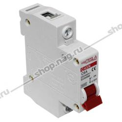 Автоматический выключатель Tesla Power 1Р 6А 4,5 кА х-ка С