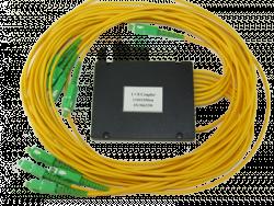Делитель оптический корпусный single window 1х 7 (1550nm) SC/APC