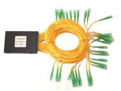 Делитель оптический планарный SNR-PLC-1x32-SC/APC - фото