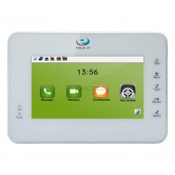Домофон  True-IP TI-2760W (белый)