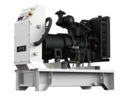 Генератор дизельный открытого типа, 30кВА (1500 об./мин)