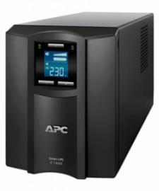 Источник бесперебойного питания APC Smart-UPS C 1000VA LCD 230V