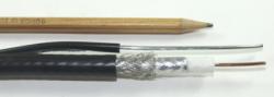 Кабель коаксиальный распределительный SNR 11-серии (RG11-M-Cu) (бухта 305)