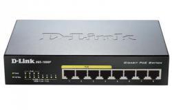 Коммутатор D-Link DGS-1008P