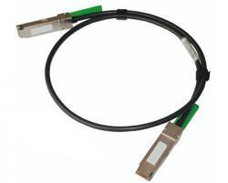 Модуль 40G QSFP+ Direct Attach, дальность до 2м