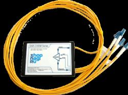 Модуль Add/Drop  SNR-DWDM-OADM1-1551.72/1532.68 для одноволоконных DWDM сетей