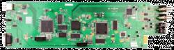 Модуль профессионального H.264 HD/SD кодера/транскодера PBI DMM-1400EC для цифровой ГС PBI DMM-1000