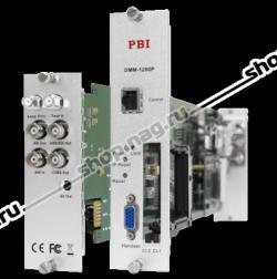 Модуль профессионального IRD приемника PBI DMM-1200P-T для цифровой ГС PBI DMM-1000