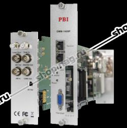 Модуль профессионального IRD приемника PBI DMM-1400P-S2 для цифровой ГС PBI DMM-1000