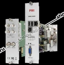 Модуль профессионального IRD приемника PBI DMM-2400D-S2 для цифровой ГС PBI DMM-1000