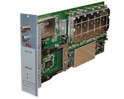 Модуль профессионального IRD приемника PBI SMA-701PM-03C для аналоговой ГС SMA-701MF