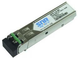 Модуль SFP оптический, дальность до  80км (24dB), 1550нм