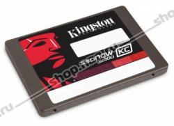 Накопитель Kingston 480GB SSDNow KC300 Drive SATA3 2.5 - фото