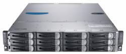 Сервер Dell PowerEdge C6105, 6 процессоров AMD Opteron 6C 2419 1.8GHz, 144GB DRAM, 3x250GB SATA
