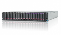 Сервер HP ProLiant DL2000 G6, 8 процессоров Intel 6C X5650 2.66GHz, 32GB DRAM