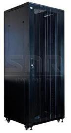 Шкаф телекоммуникационный напольный, 37U, 800х800мм, тип TFC
