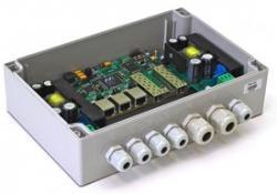 Уличный управляемый PoE коммутатор TFORTIS PSW-2G 3FE PoE +2 GB SFP порта, питание 220В, IP66