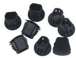 Заглушки для круглых отверстий в оптических кроссах SNR-PLUG-FC (100шт)