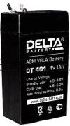 Аккумуляторы Delta DT 401