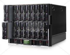Блейд-система HP c7000, 16 блейд-серверов BL460c G6: 2 процессора Intel Quad-Core L5520 2.26GHz, 24GB DRAM, 146GB SAS