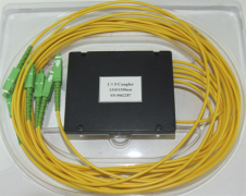 Делитель оптический корпусный dual window 1х 5, SC/APC