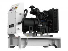 Генератор дизельный открытого типа, 15кВА (1500 об./мин)