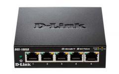 Коммутатор D-Link DGS-1005D