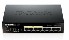 Коммутатор D-Link DGS-1008P/B1A