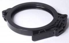Крепление-обруч пластиковое для муфт оптических SNR-GPJ-HOOP