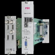 Модуль 4х канального H.264 HD/SD кодера PBI DMM-2410EC-H для цифровой ГС PBI DMM-1000