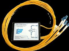 Модуль Add/Drop SNR-DWDM-OADM1-1547.72/1528.77 для одноволоконных DWDM сетей
