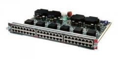 Модуль Cisco Catalyst WS-X4548-GB-RJ45V