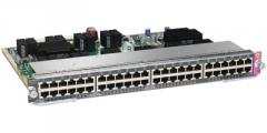 Модуль Cisco Catalyst WS-X4648-RJ45-E