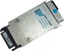 Модуль GBIC CWDM оптический, дальность до 120км (32dB), 1470нм