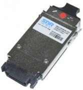 Модуль GBIC CWDM оптический, дальность до 80км (32dB), 1370нм