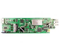 Модуль профессионального IRD приемника со встроенным модулятором SMA-701PM-13T