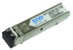Модуль SFP CWDM оптический, дальность до 120км (41dB), 1430нм