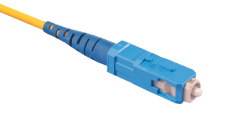 Патчкорд оптический SC/UPC SM 10 метров