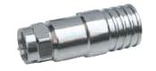 Разъем для коаксиального кабеля RG11 (Crimp) (100шт)