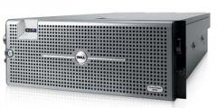 Сервер Dell PowerEdge R900, 4 процессора Intel Xeon Quad-Core E7330 2.4GHz, 32GB DRAM