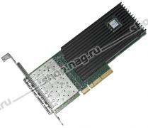 Сетевая карта Silicom PE310G4i71LB-XR, 4 порта 10GE (SFP+), Based on Intel XL710