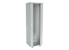 Шкаф телекоммуникационный напольный, 27U, 600х600мм, тип TFC