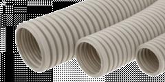 Труба гофрированная из ПВХ 16 мм с зондом легкая