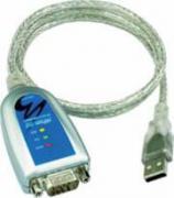 UPort 1110 1-портовый преобразователь USB в RS-232 MOXA